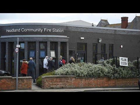 بريطانيا تشهد انتخابات محليّة مصيرية لجونسون واسكتلندا والمحافظون يحققون فوزا تاريخيا في هارتبول…  - نشر قبل 3 ساعة