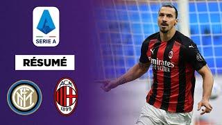 [🎞️RESUME] 🇮🇹 Résumé - Serie A : Ibrahimovic offre le derby à l'AC Milan !