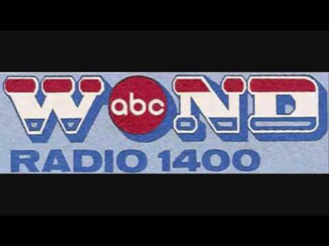 WOND Radio 14 Atlantic City - Chuck Kramer - 1970