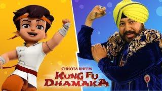 Bheem Karega Kung Fu Dhamaka Song ft. Daler Mehndi