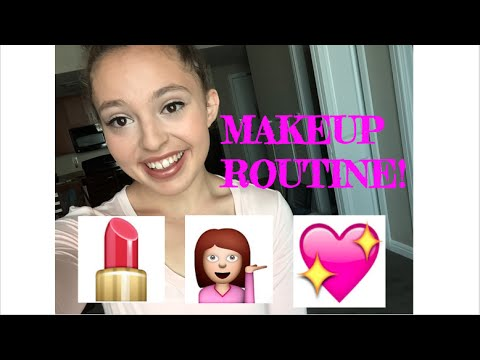 ❤︎ Full Face Makeup Routine 2015 ❤︎