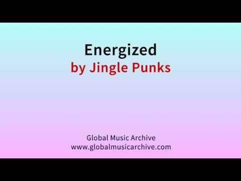 Energized by Jingle Punks 1 HOUR