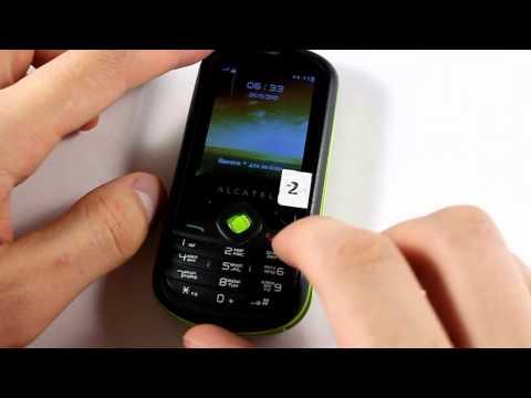 TechnoCrash#36: Alcatel OT-606: Heating the phone for 3 minutes
