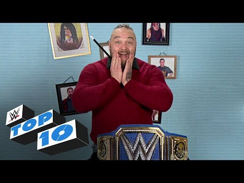 Top 10 Friday Night SmackDown moments: WWE Top 10, Nov. 15, 2019