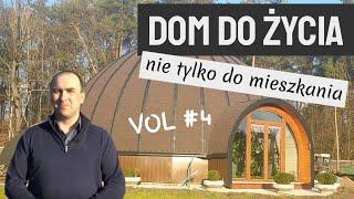 Okrągły Dom Drewniany - Jak Wygląda Wnętrze Okrągłego Domu