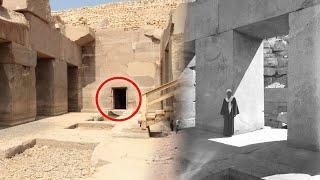 Rätselhafter Tempel Widerlegt Die Geschichte Ägyptens