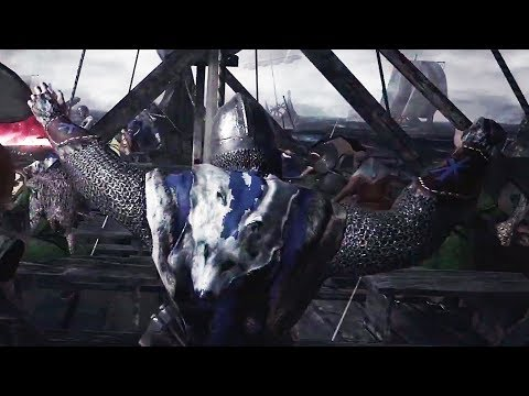 """ANCESTORS LEGACY """"Faction Vikings"""" Gameplay Trailer (2019) PS4 / Xbox One / PC"""