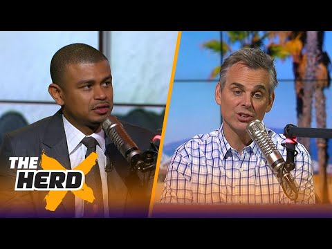 Earl Watson on Kevin Durant's mindset, LaVar Ball pulling his son from UCLA and more | THE HERD