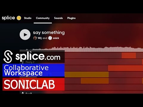 Splice.com - Backup, collaboration and sounds