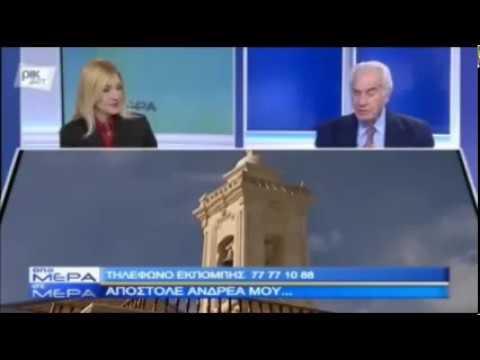 08.11.2016 - Reports about Cyprus talks -  Apo Mera PIK