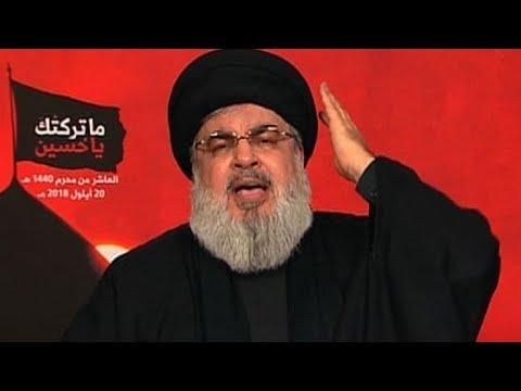 """Hezbolá advierte a Israel que tiene """"misiles de alta precisión"""""""