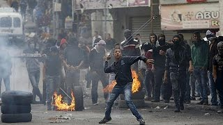 Mideast: clashes in Hebron - no comment