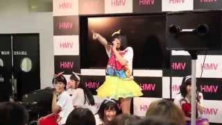 20140609 ミルクス インストアライブ at HMV 札幌ステラプレイス 一眼レ...