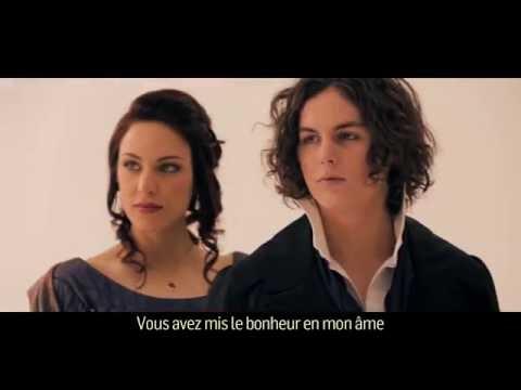 LE ROUGE ET LE NOIR - LES MAUDITS MOTS D'AMOUR  (LYRICS)