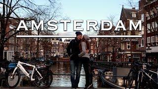 AMSTERDAM   Yüzen Evler, Kanallar, Bisiklet Turları, Red Light   SERAY