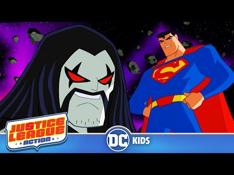 Justice League Action | Anti-Hero Antics