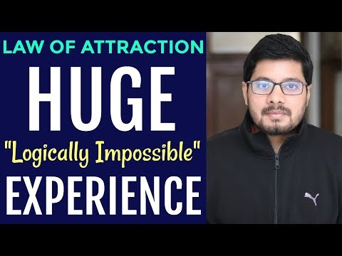 MANIFESTATION #92: Almost Impossible Law Of Attraction SUCCESS -