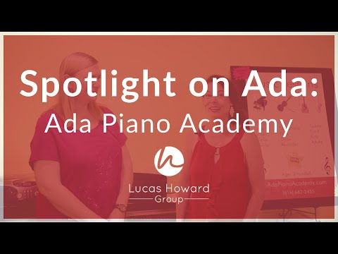 Spotlight on Ada | Ada Piano Academy