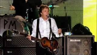 Paul McCartney - Highway Live