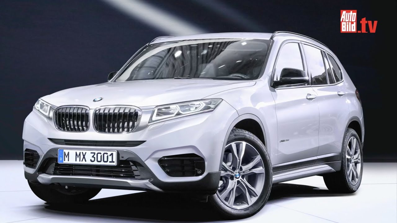 Bmw X3 2017 Bmw S Digitale Neue Mitte Youtube