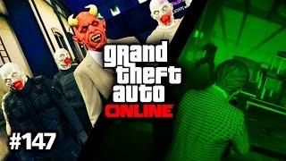 GTA V Online #147 PC • Halloween-Event: Schlitzer