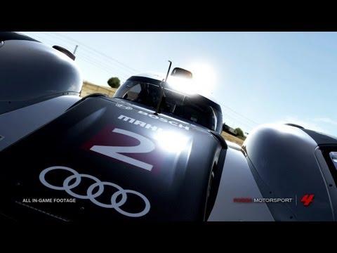 "Forza Motorsport 4 - DLC: ""American Le Mans Series Pack"" Trailer"
