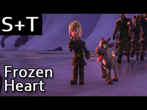 Frozen - Frozen Heart - Hebrew (Subs+Translation) [HQ]