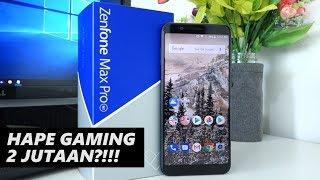 Hape Gaming 2jutaan?!!! - Review Asus Zenfone Max Pro M1 Indonesia