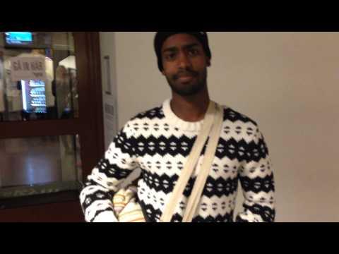 Intervju med trissvinnaren Ammar Ahmed