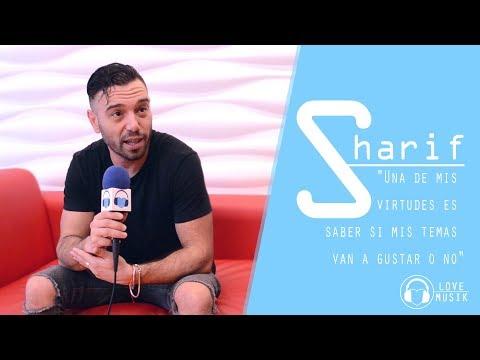 Sharif | Entrevista 'Acariciado Mundo | Love Musik