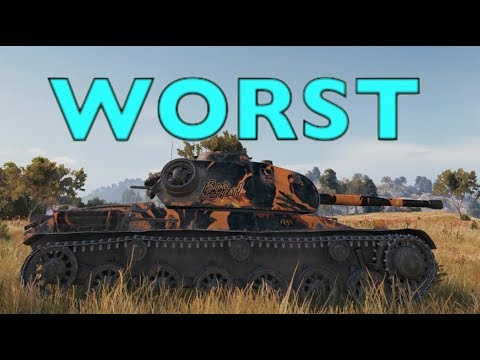 WOT - When The Worst Happens What Do You Do? | World Of Tanks