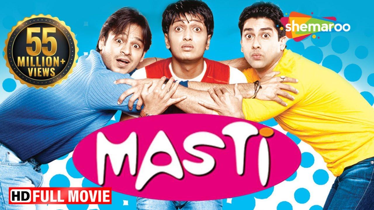 Download Masti | Riteish Deshmukh | Vivek Oberoi | Aftab Shivdasani | Genelia |  Amrita Roa - Tara Sharma