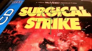 Classic Game Room - SURGICAL STRIKE review for Sega CD