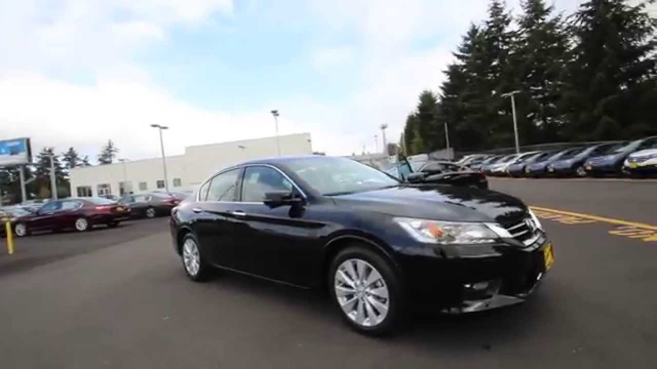 accord honda drive review touring side test