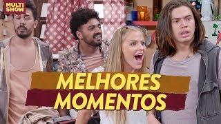 MELHORES MOMENTOS Os Roni Resumo da semana Humor Multishow