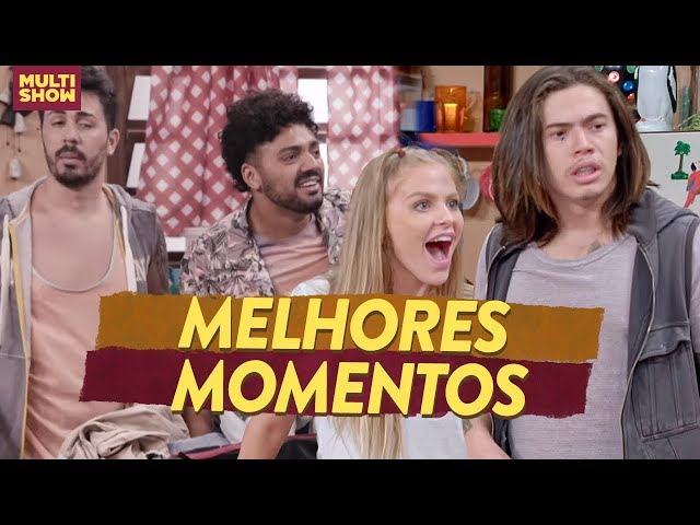 MELHORES MOMENTOS 😜| Os Roni | Resumo da semana | Humor Multishow
