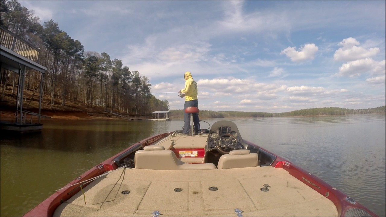 Ned rig lake west point bass fishing before cold front for West point fishing report