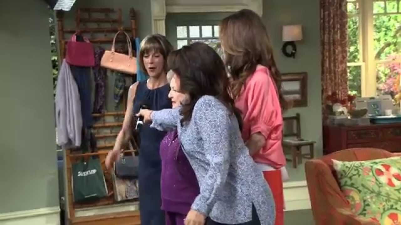 Download The Cast of Hot in Cleveland is Excited for the New Season!