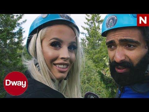 #Dway | Turist i egen by - Episode 5: Oslo Sommerpark med Isabelle Eriksen | TVNorge