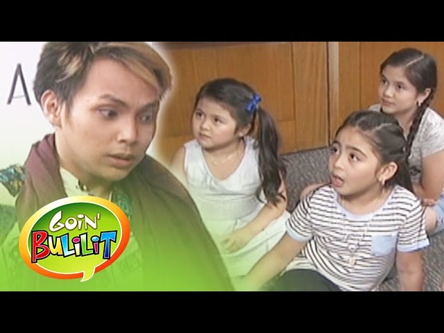 Goin' Bulilit: Workshop with Goin' Bulilit kids