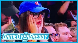 Greg's Crazy WWE Story - The GameOverGreggy Show Ep. 260