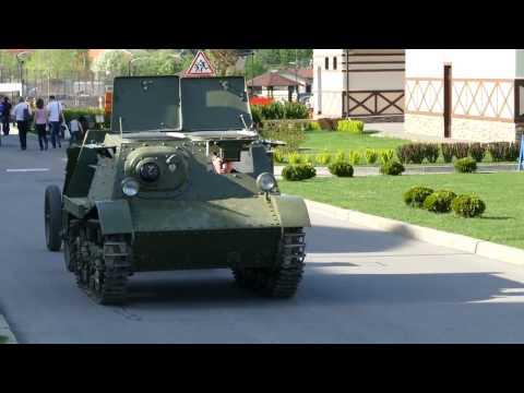 T-20 Komsomolets 09.05.2016