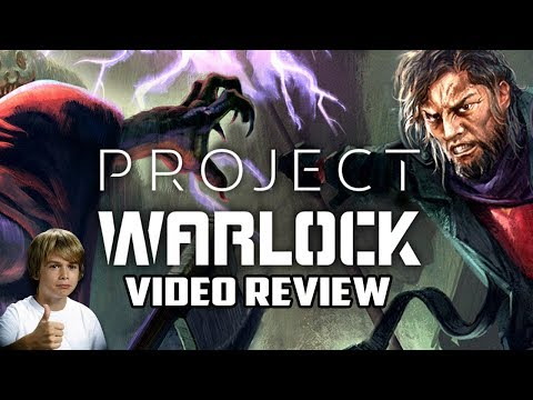 Project Warlock Review (It's Really Good) - Gggmanlives