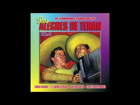 Los Alegres De Teran - 15 Corridos Famosos Vol. 2 (Disco Completo)