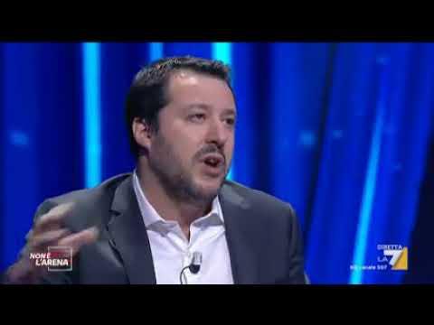 Non è l'arena (La7) 04 Febbraio - Il nuovo programma di politica condotto da Massimo Giletti