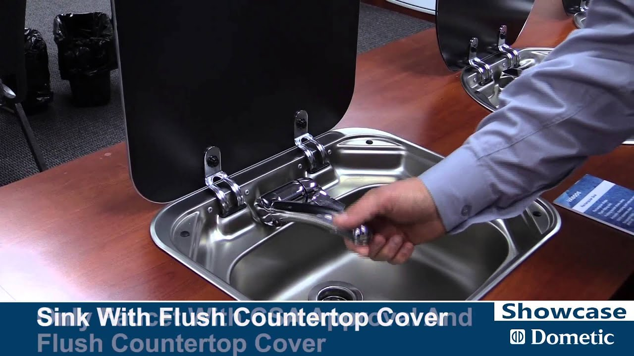 Dometic Sinks & Stoves Showcase - YouTube