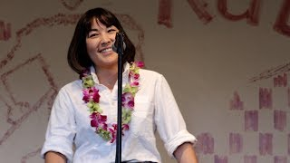 Honolulu Civil Beat Storytellers - Sacred Spaces - Lisa Yamada Editor At Flux Hawaii