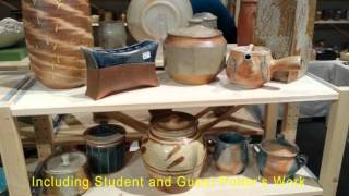 Henry Ford College 4th Annual Fall Pottery Boutique 2015