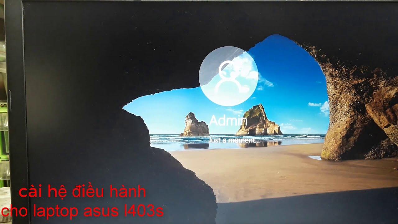 Cách cài Win 10 bằng USB cho asus Máy Tính 1166 Kha Vạn