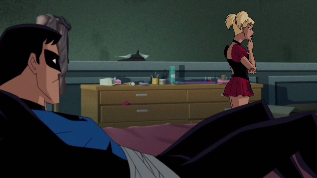 Harley Quinn Cartoon vidГ©os porno